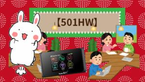 【501HW】