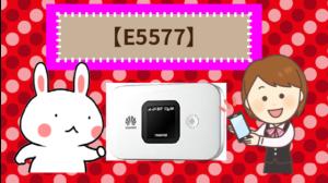 【E5577】
