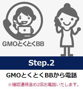 GMOとくとくBBの申し込み手順④
